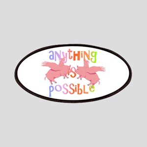 Anything is Possible Patches