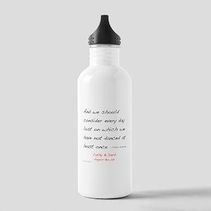 Nietzsche1 Custom Stainless Water Bottle 1.0L
