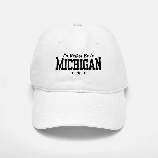 Michigan Baseball Baseball Cap