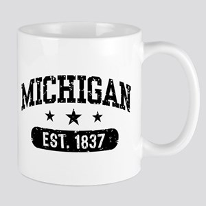 Michigan Est. 1837 Mug