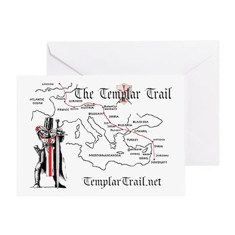 TempleTrail.net Greeting Card