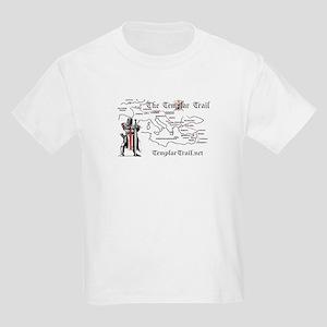 TempleTrail.net Kids Light T-Shirt