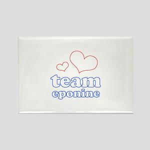 Team Eponine Rectangle Magnet
