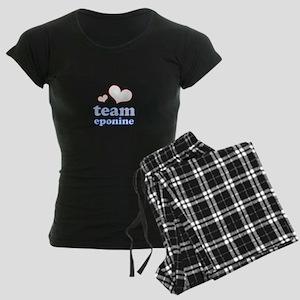 Team Eponine Women's Dark Pajamas
