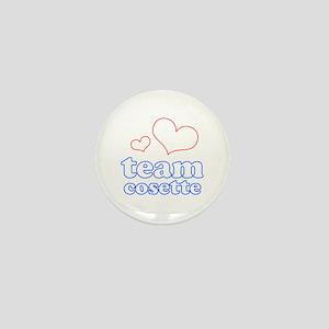 Team Cosette Mini Button