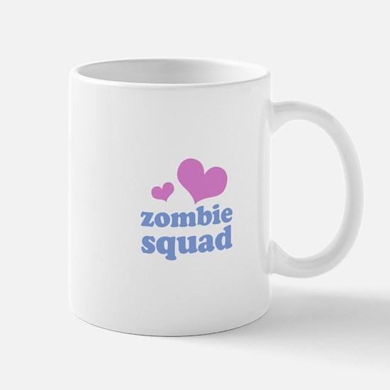 zombie squad (pink/blue) Mug