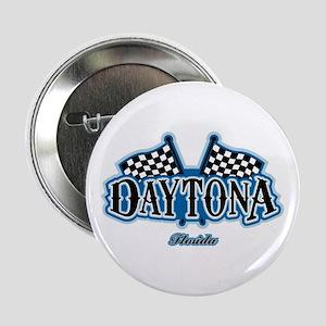 """Daytona Flagged 2.25"""" Button"""