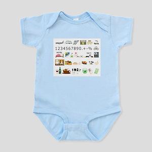 Traveler's Companion Infant Bodysuit