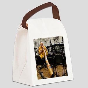 DidgeHealing Canvas Lunch Bag