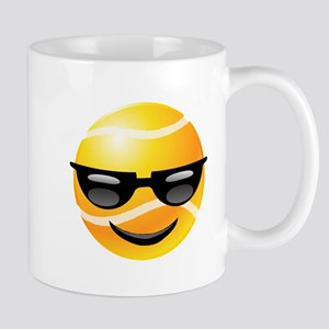 Smiley Tennis Mug