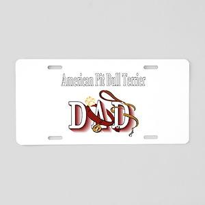 American Pit Bull Terrier Aluminum License Plate