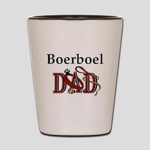 Boerboel Dad Shot Glass