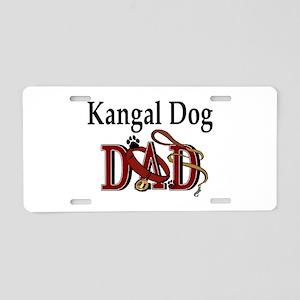 Kangal Dad Aluminum License Plate