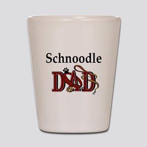 Schnoodle Dad Shot Glass
