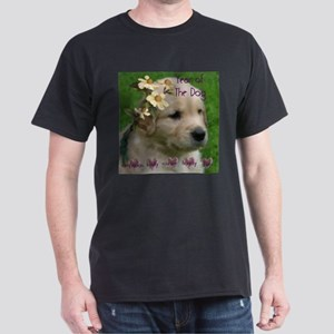 Year of the Dog 01 Black T-Shirt