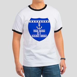 Merchant Marine MOM Ringer T