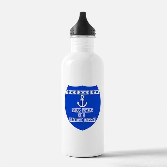 Merchant Marine MOM Water Bottle