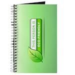 Eco Friendly Journal