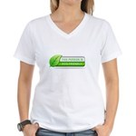 Eco Friendly Women's V-Neck T-Shirt