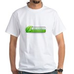 Eco Friendly White T-Shirt
