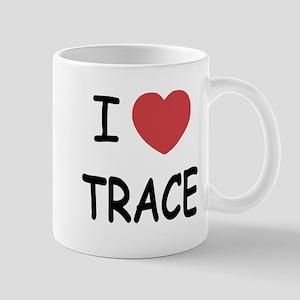 I heart Trace Mug