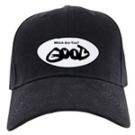 Are You Good or Evil? Black Cap