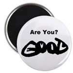 Are You Good or Evil? Magnet