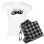 Are You Good or Evil? Women's Light Pajamas