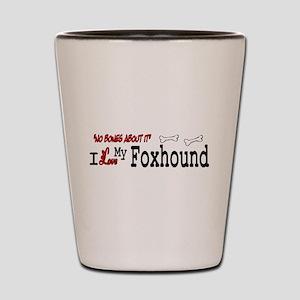NB_English Foxhound Shot Glass