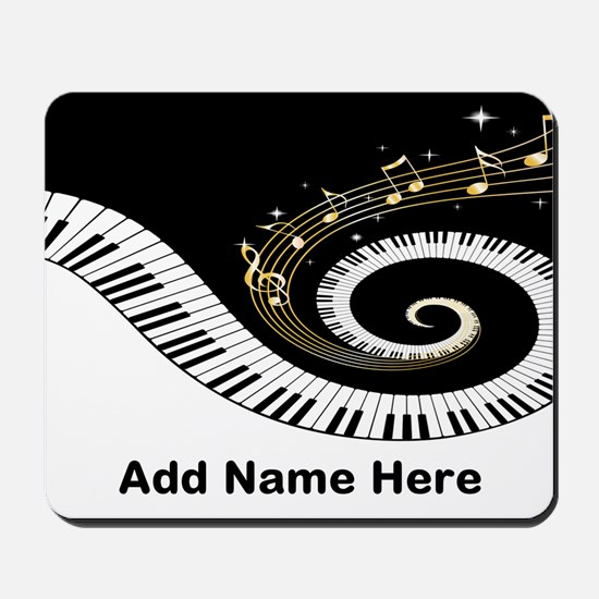 personalized mixed musical no Mousepad