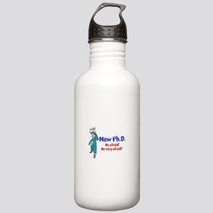 New Ph.D. Stainless Water Bottle 1.0L