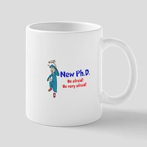 New Ph.D. Mug