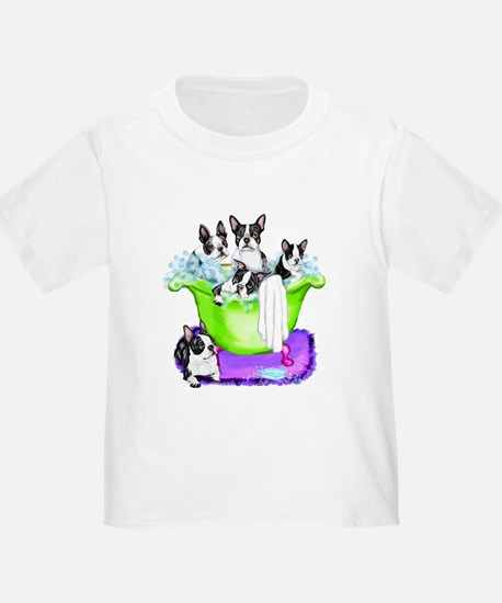 Boston Terrier TubFull T