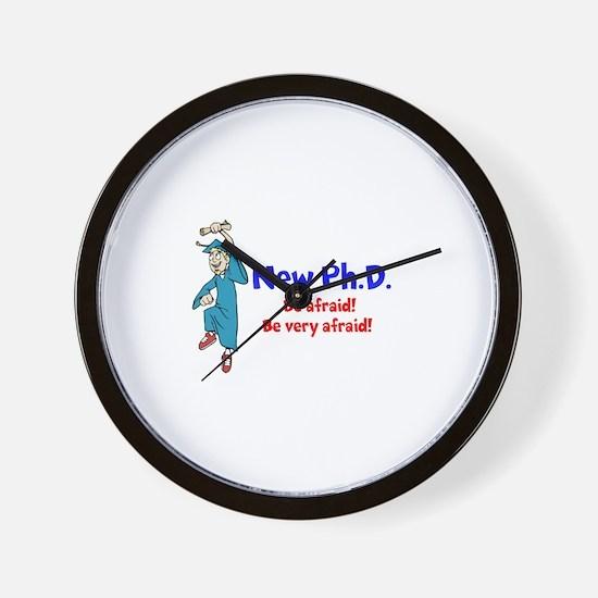 New Ph.D. Wall Clock