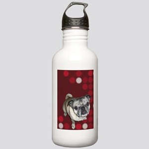 Mod Pug Stainless Water Bottle 1.0L