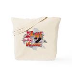 Live 2 Ride Sledder / Snowmobiler Tote Bag