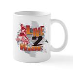 Live 2 Ride Sledder / Snowmobiler Mug