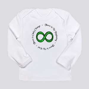 Infinite Change Long Sleeve Infant T-Shirt