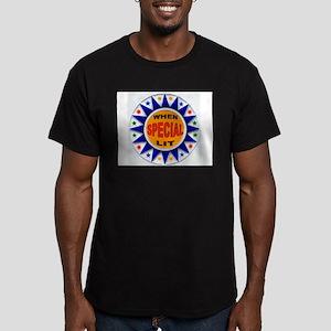 TOP SCORE Men's Fitted T-Shirt (dark)