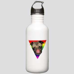 Pug Pride Stainless Water Bottle 1.0L