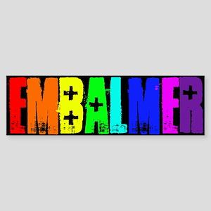 Embalmer Sticker (Bumper)