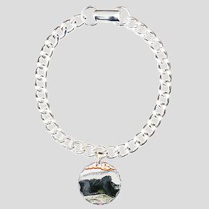 Honey Badger Crazy Charm Bracelet, One Charm