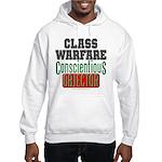 No Class Warfare Hooded Sweat