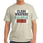 No Class Warfare Light Tee