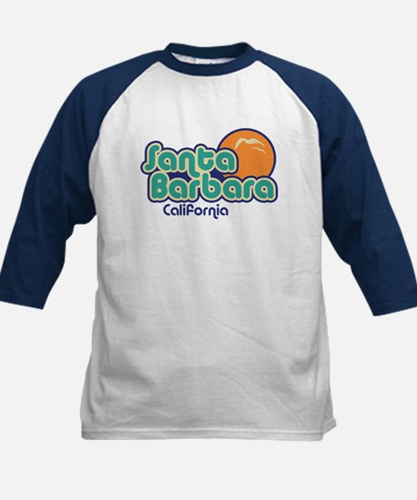 Santa Barbara California Kids Baseball Jersey