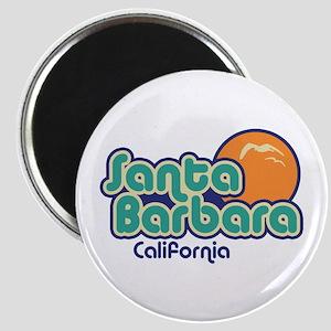 Santa Barbara California Magnet