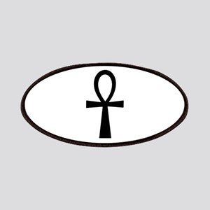 Egyptian Ankh Symbol Patches