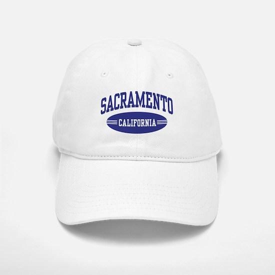 Sacramento California Baseball Baseball Cap