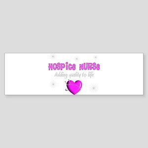 HOSPICE Sticker (Bumper 10 pk)
