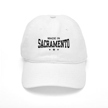 Made In Sacramento Cap